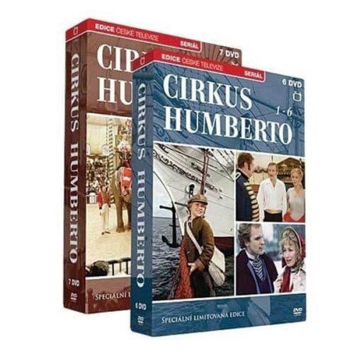 Eduard Bass: Cirkus Humberto - CD mp3