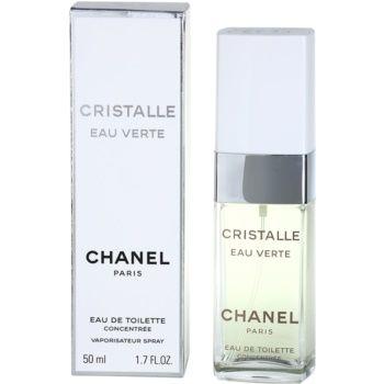Chanel Cristalle Eau Verte 50ml cena od 1638 Kč
