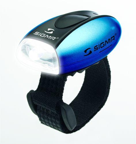 Sigma Micro přední modrá