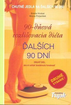 Breda Hrobat, Mojca Poljanšek: 90-dňová rozlišovacia diéta Ďalších 90 dní cena od 245 Kč