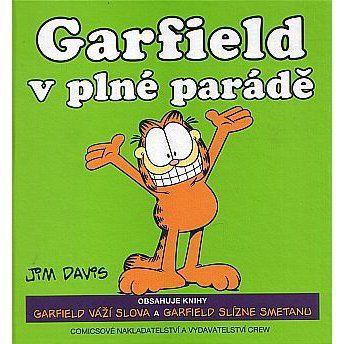 Jim Davis: Garfield v plné parádě (č.3+4) cena od 233 Kč