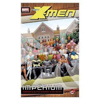 Grant Morrison: X-Men - Impérium cena od 296 Kč