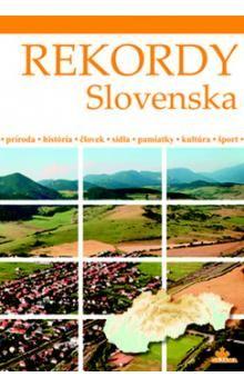 Kliment Ondrejka: Rekordy Slovenska cena od 708 Kč