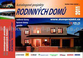 ERLIS projekt Katalogové projekty rodinných domů 2011 cena od 43 Kč