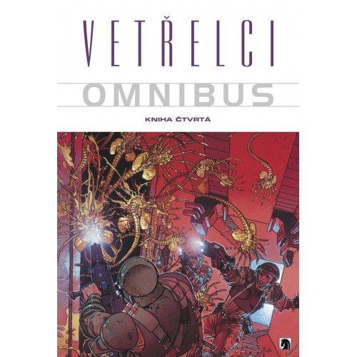 John Arcudi: Vetřelci Omnibus Kniha čtvrtá cena od 779 Kč
