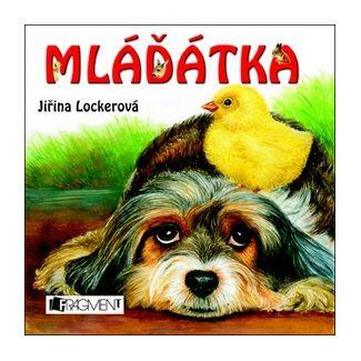 Jiřina Lockerová: Mláďátka - leporelo cena od 62 Kč