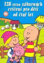 Svojtka 128 stran zábavných cvičení pro děti od čtyř let cena od 149 Kč