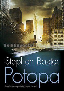 Stephen Baxter: Potopa cena od 0 Kč
