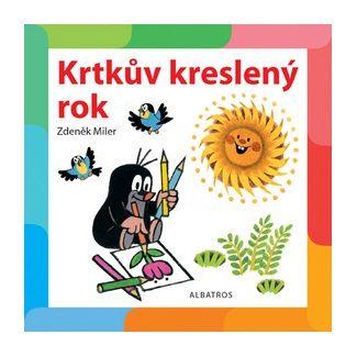 Zdeněk Miler: Krtkův kreslený rok cena od 107 Kč