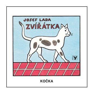 Josef Lada: Zvířátka cena od 47 Kč