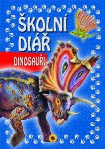 Školní diář Dinosauři cena od 136 Kč