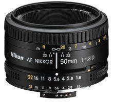 Nikon 50mm F1.8 AF NIKKOR D