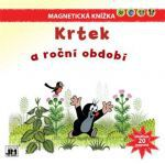 Zdeněk Miler: Krtek a roční období - Magnetická knížka cena od 0 Kč