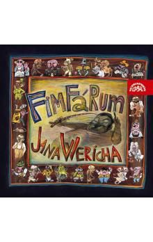 Jan Werich: Fimfárum Jana Wericha - 2 CD cena od 254 Kč