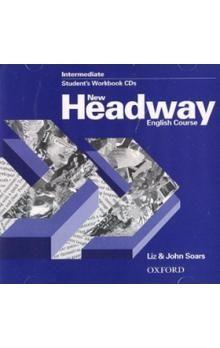 John a Liz Soars: New Headway Intermediate Student´s Workbook 2xCD cena od 186 Kč