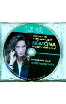 Hiiemäe Mari: Němčina v obchodní praxi - Korrespondenz, Telefongespräche - CD cena od 136 Kč