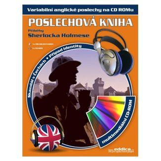 CD Poslechová kniha Příběhy Sherlocka Holmese cena od 118 Kč