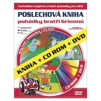 CD Pohádky bratří Grimmů cena od 113 Kč