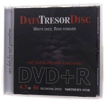NORTHERN STAR DATA TRESOR DISC DVD+R