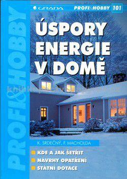 GRADA Úspory energie v domě cena od 125 Kč