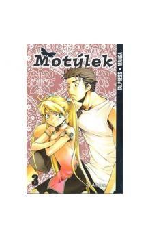 Yu Aikawa: Motýlek 3 - Manga cena od 161 Kč