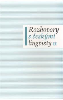 Jan Chromý, Eva Lehečková: Rozhovory s českými lingvisty II. cena od 222 Kč