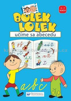 Svojtka Lolek a Bolek cena od 54 Kč