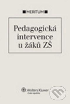 Kolektiv autorů: Pedagogická intervence u žáků ZŠ cena od 381 Kč