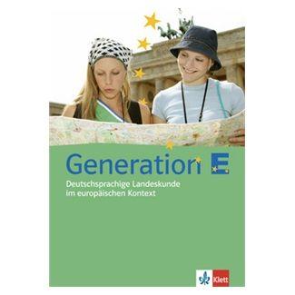 Maria Cristina Berger: Generation E - učebnice + PS cena od 259 Kč