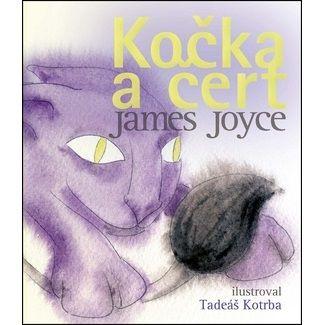 James Joyce: Kočka a čert cena od 128 Kč