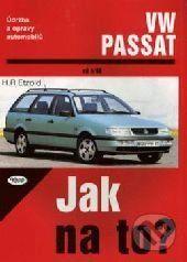 Hans-Rüdiger Etzold: VW Passat Limuzína od 4/88 do 9/96, variant pd 6/88 do 5/97 cena od 604 Kč