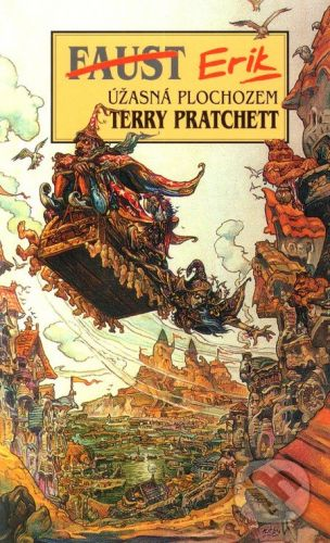 Terry Pratchett: Faust Erik cena od 97 Kč