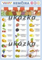 Kupka Obrázková nemčina 2 - ovocie, zelenina cena od 23 Kč