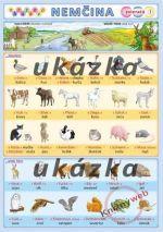 Kupka Obrázková nemčina 1 - zvieratá cena od 24 Kč