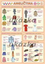Kupka Obrázková angličtina 4 - oblečenie cena od 22 Kč