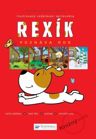 Rexík poznáva rok cena od 123 Kč