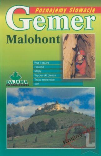 Dajama Gemer - Malohont - Poznajemy Slowację cena od 0 Kč