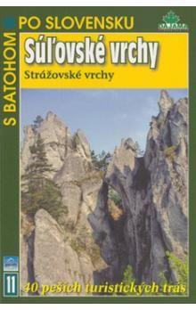 Ján Hanušin: Súľovské vrchy cena od 123 Kč