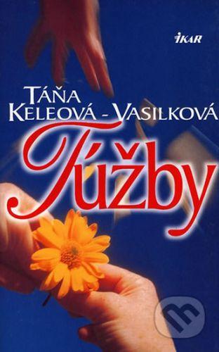 Táňa Keleová-Vasilková: Túžby cena od 224 Kč