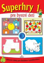 PERFEKT Superhry 1 pre bystré deti cena od 82 Kč