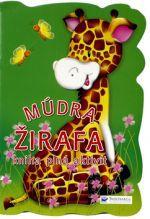 Múdra žirafa - kniha plná aktivít cena od 0 Kč