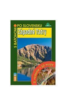 Blažej Kováč: Západné Tatry  -  + 3D mapy (1) cena od 129 Kč