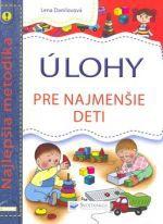Lena Danilovová: Úlohy pre najmenšie deti cena od 143 Kč