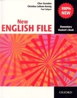 Oxford University Press New English file elementary Studenťs Book cena od 413 Kč