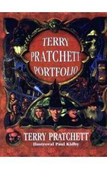 Terry Pratchett: Terry Pratchett Portfolio cena od 64 Kč