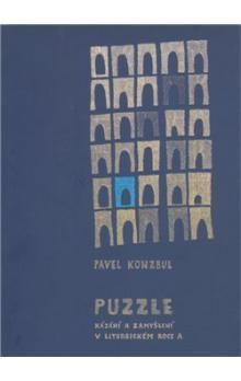 Pavel Konzbul: Puzzle cena od 85 Kč