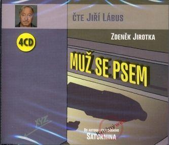 Zdeněk Jirotka: Muž se psem - 4CD cena od 299 Kč
