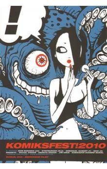 Labyrint KomiksFest! 2010 + DVD cena od 139 Kč