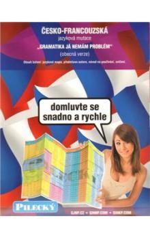 Jazyková mapa: česko-francouzská - obecná cena od 100 Kč