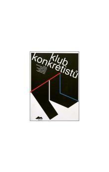 Arsén Pohribný: Klub konkrétistů cena od 111 Kč